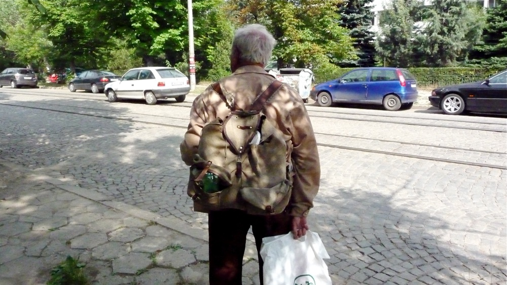 дядо, раница, софия, улица