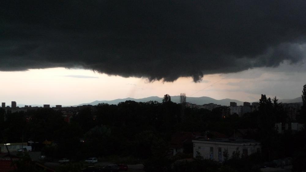 софия, буря, блок, небе