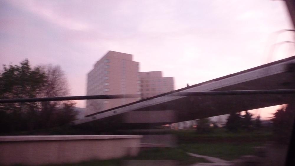 снимка софия такси тъмни стъкла хилтън